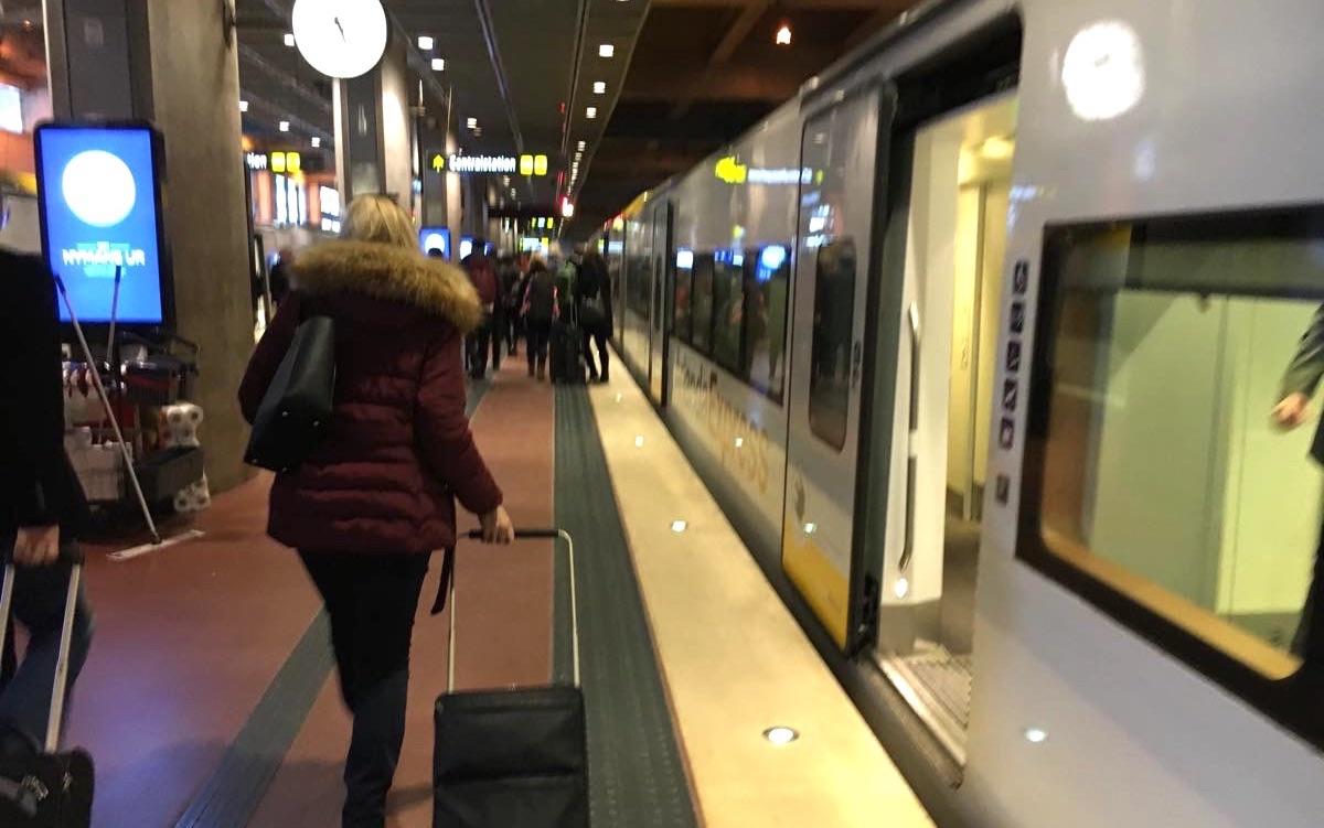 ストックホルム中央駅